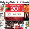 BQ's Daily Top Deals: $1 Fried Chicken, 1-for-1 Pizza, Esprit Private Sale, Hasbro Toy & Game Warehouse Sale, Levi's 50% OFF Jeans, Watsons' Member Sale, Up to $10 OFF Your Taxi Ride & More!