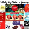 BQ's Daily Top Deals: 1-for-1 at Swensens, 1-for-1 Passes to Wildlife Reserves Parks, AirAsia 2017 Early Bird Sale, Straaten Warehouse Sale, Rad Russel Warehouse Sale, Watsons 2 Day HQ Sale & More!