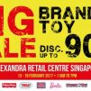 Big Branded Toy Sale: Up to 90% OFF Fisher-Price, Hot Wheels, Barbie, Mega Bloks & More!