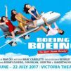 [SISTIC Singapore] Tickets for Boeing Boeing goes on sale on 23 March 2017.