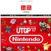[UNIQLO Singapore] Game on. UTGP X Nintendo UT Collection!