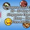 Singapore Expo: Singapore Food Expo 2017
