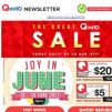 [Qoo10] Qoo10 Great Singapore Sale – Up to 90% Off! Grab it Now!