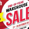 Aztech: End-of-Year Warehouse Sale with Storewide Deals Up to 70% OFF