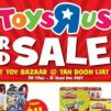"Toys""R""Us: End of Year Warehouse Sale with Deals for Less than $1"