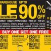 Tai Seng: Travel Goods Warehouse Sale Up to 90% OFF on Luggage & Travel Accessories