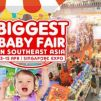 Singapore Expo: Baby Market – South East Asia's Biggest Baby Fair
