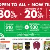 Metro: Great Singapore Sale with Up to 80% OFF + Additional Up to 20% OFF For Everyone!