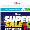 [Qoo10] LAST day of Qoo10 SUPER SALE! Save up to 70% OFF in our Leap Day Flash Deals and last chance to participate in our lucky draw contest with FABULOUS prizes to be won!