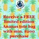 Petit Bateau   FREE tote bag with purchase