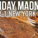 Outback Steakhouse: Enjoy 1-for-1 New York Strip on Mondays!