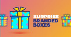 [Lazada Singapore] We've got Surprise Branded Boxes just for you from brands such as Laneige, Razer, etc.