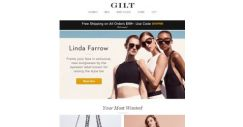 [Gilt] Linda Farrow is back—and all-exclusive! Plus, Vintage Chanel Accessories, Nanette Lepore, Luigi Bormioli Tabletop: Back in Stock and More Start Today at Noon ET