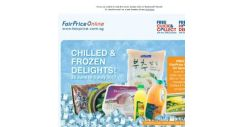 [Fairprice] Chilled & Frozen Delights!