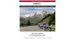 [probikekit] Discount Special! Up to an EXTRA 20% off!