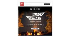 [Kaligo] BLACK FRIDAY OFFER: Enjoy 50% more on every hotel booking!