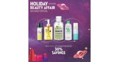 [Etude House Singapore] Be My Universe Holiday Beauty Affair 🔮– Daily Special Day 3 –Enjoy 30% Savings on any 2 makeup removers.