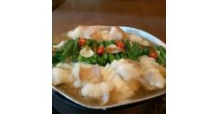 [Sun with Moon Japanese Dining & Café] Cool weather today, perfect for Kyushu  Motsunabe.