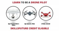 Fly Ahead in 2018 with Your SkillsFuture Credits!