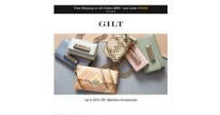 [Gilt] Up to 65% Off: Valentino Accessories | Up to 60% Off: French Connection and More Start Now