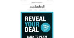 [Last Call] Reveal Your DEAL >> VERY LIMITED TIME