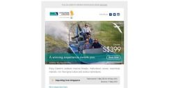 [Singapore Airlines] A winning experience awaits you in Darwin from SGD399
