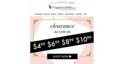 [FragranceNet] Clearance as low as: $4.99 $6.99, $8.99, $10.99 —>