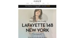 [Gilt] Up to 50% Off: New From Lafayette 148 New York
