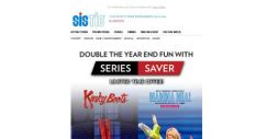 [SISTIC] Enjoy 25% off Kinky Boots and MAMMA MIA! with Series Saver!