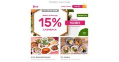 [Fave] Enjoy your next meal for less!
