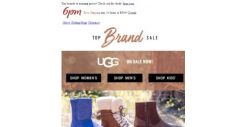 [6pm] Limited-Time Sale: UGG, Frye and More!