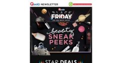 [Qoo10] Beauty Sneak Peeks! Starting from $7.90, first 100 only!