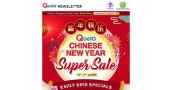 [Qoo10] Super Sale Early Bird Specials! Collect Lucky Pig Tokens & Exchange for Rewards!