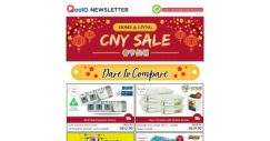 """[Qoo10] """"Oink Oink"""" CNY Sale! Dare to Compare! For Your Home & Love Ones!"""