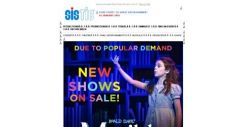 [SISTIC] Matilda The Musical – new shows on sale!