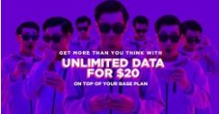 Circles.Life: $20 for 20GB Plan is NOW Upgraded to UNLIMITED Data Plan for the Same Price!