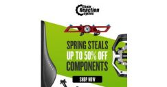 [Chain Reaction Cycles] Components •Up to 50% off →