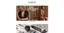 [Gilt] Our Vacation Edit. Live your best life.