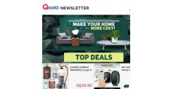 [Qoo10] The Furniture Sale You Have Been Waiting For – 70% off Home Improvements & Beautiful, Affordable Furniture