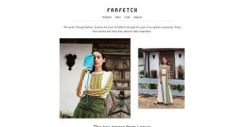 [Farfetch] Incoming: Loewe and Valentino, plus the best beach bags
