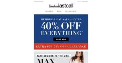[Last Call] Save on MAX STUDIO + extra 40% off everything