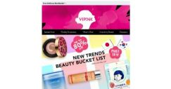[SaSa ] 【NEW Trends Beauty Basket List】Order over $179 Save $18 Code: MAYSALE