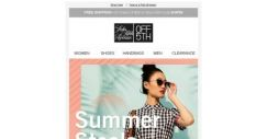 [Saks OFF 5th] LOW INVENTORY alert for your Prada item! + Up to 85% off: Hit refresh on your summer wardrobe
