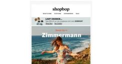 [Shopbop] Get swept up in the latest from Zimmermann