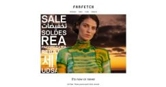 [Farfetch] Final Clearance is here. Shop with up to 70% off