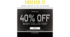 [FOREVER 21] IN STORE ONLY!  ALL SALE UNDER $3