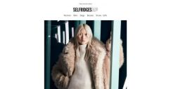 [Selfridges & Co] It's getting cold out here…