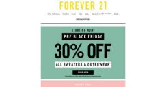 [FOREVER 21] Only the BEST for you!