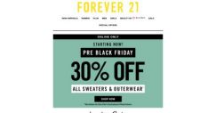 [FOREVER 21] ❄️IN-STORE ONLY! BOGO 50% OFF WINTER ESSENTIALS! ❄️