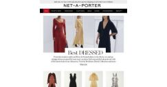 [NET-A-PORTER] In search of the perfect dress?